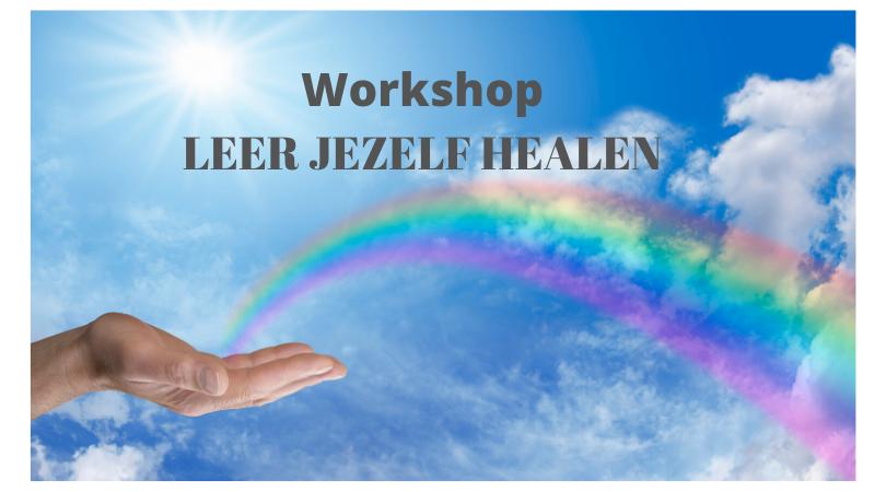 Workshop Leer Jezelf Healen Het Helend Hart Almere