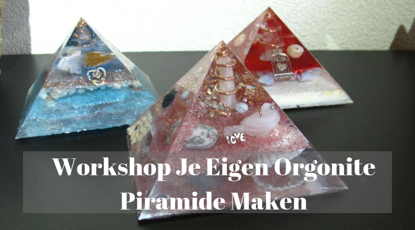 Workshop Je Eigen Orgonite Maken Het Helend Hart Almere